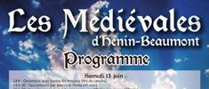 fête médiévale hénin beaumont - Fauconnier marco di penta